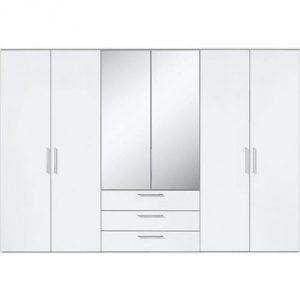 nolte® Möbel Drehtürenschrank – HORIZONT 8000