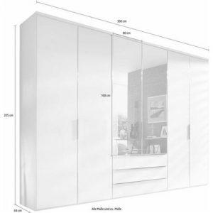 nolte® Möbel Drehtürenschrank – HORIZONT 10500 – Breite: 300