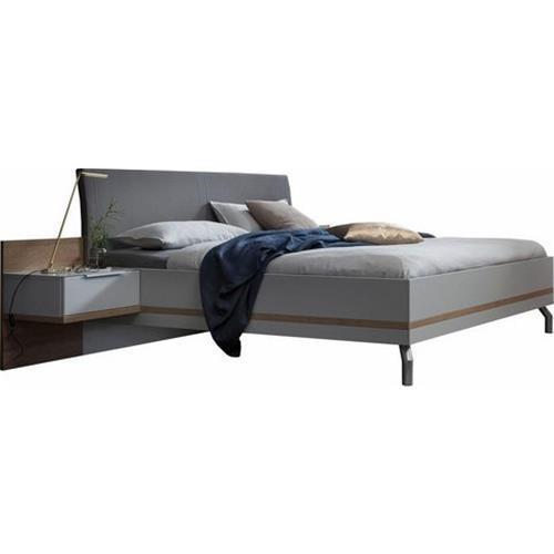 Schlafzimmer Set Nolte Mobel Zum Tiefpreis Concept Me Bett Nachtkonsole Kleiderschrank